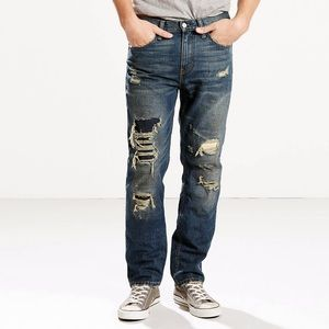Levi's 511™ Slim Fit Men's Jeans Distressed Patch